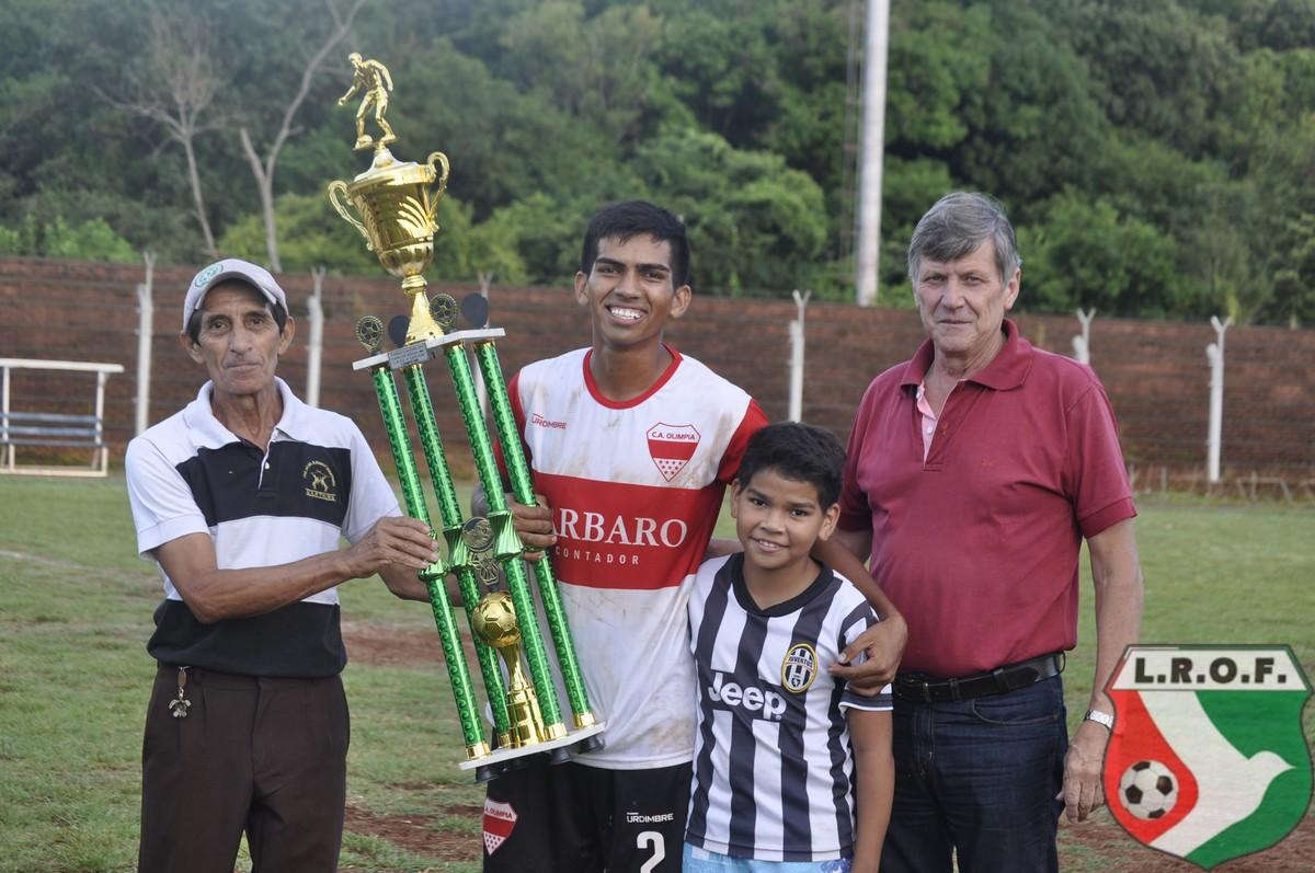 Liga Regional Obereña: Olimpia/San Antonio se coronó campeón en Cuarta División