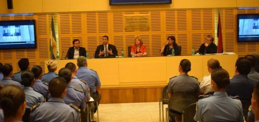 Arrancó el Seminario Internacional sobre Seguridad Contemporánea