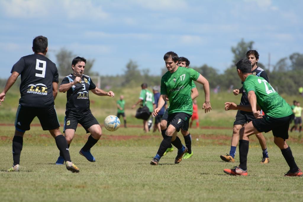 ACIADep: este sábado se disputa la anteúltima fecha del Torneo Clausura