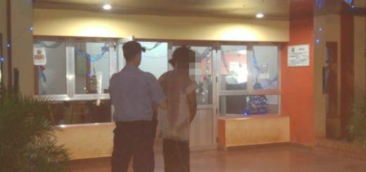Desobedeció la orden judicial de no acercarse y amenazó a su ex: terminó presó