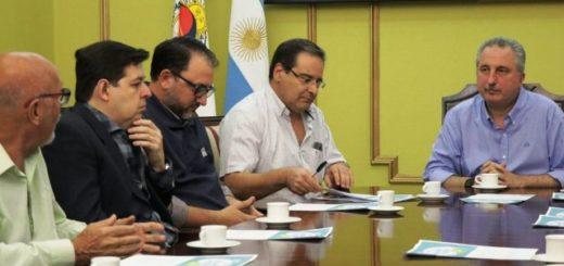 El Gobernador Hugo Passalacqua presentó oficialmente la #LaSemanaDelTé