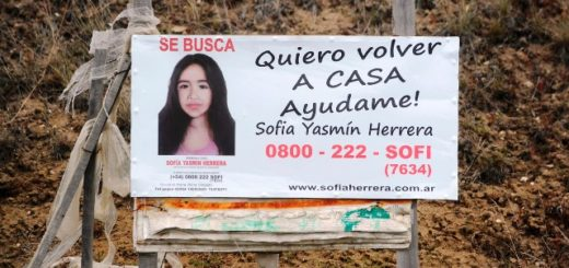 Investigan si una nena hallada en Ayacucho es Sofía Herrera