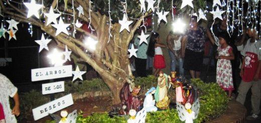 El tradicional encendido del Arbolito de los Deseos se realizará este viernes en el Hogar de Día