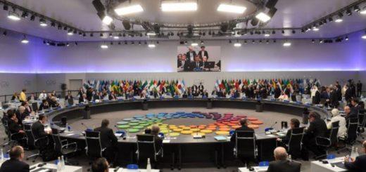 El Cambio Climático en el G20