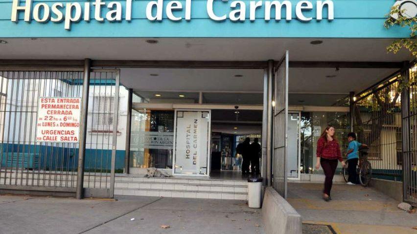 Mendoza: una mujer ingresó inconsciente al hospital e investigan si fue abusada por su pareja
