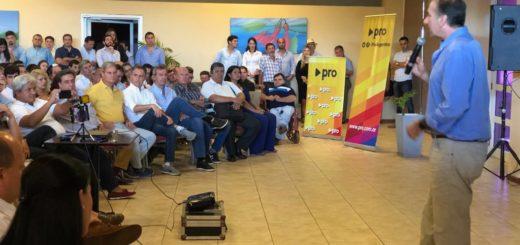 PRO Misiones reunió a dirigentes y referentes de toda la provincia