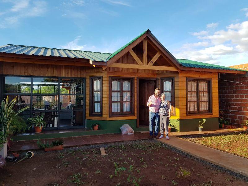 Maderam entregó casi 30 casas durante este año
