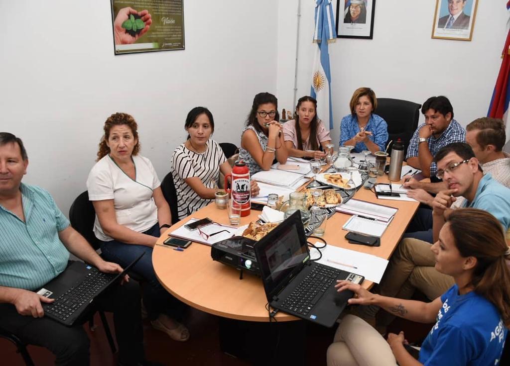 Buscan impulsar un proyecto de Ley de Faena Artesanal en la Provincia