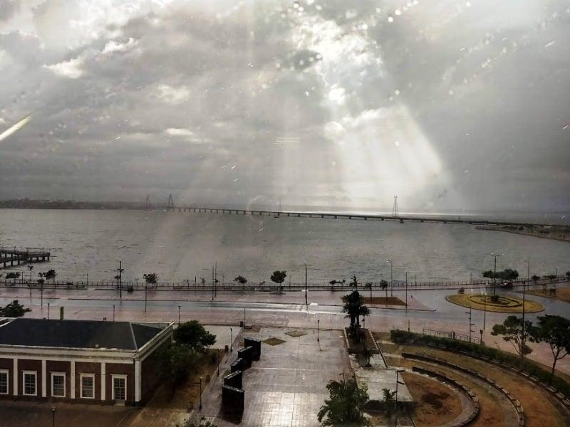 1 de enero con probabilidad de lluvias y tormentas en Misiones
