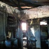Dos residencias familiares ardieron este domingo en Iguazú: no hubo heridos, sí daños materiales