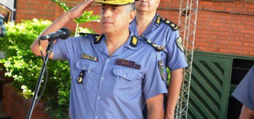 Asumió el nuevo jefe de la Unidad Regional 1 de la Policía en Posadas