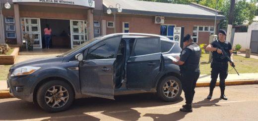 Cayó dúo que simuló el robo de un auto que había vendido con intenciones de cobrar el seguro