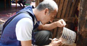 LIRAa: ya se inspeccionaron unas 7.000 casas posadeñas