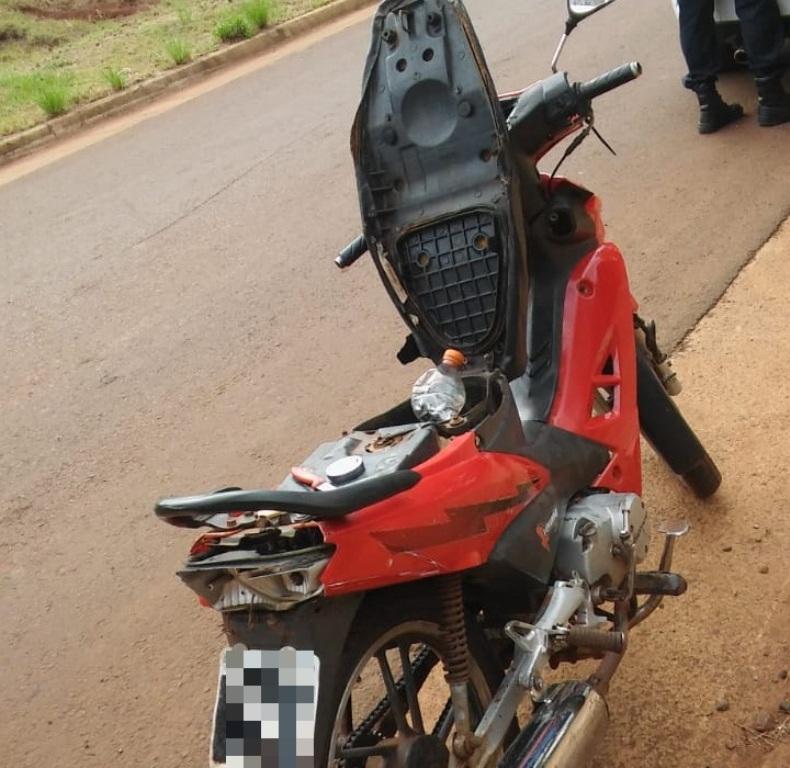 Garupá: motociclistas fueron detenidos por realizar maniobras peligrosas