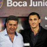 Gustavo Alfaro es el nuevo DTde Boca y se despidió de Huracán con una carta