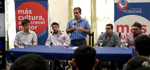 La Oficina de Empleo presentó un nuevo programa para jóvenes emprendedores