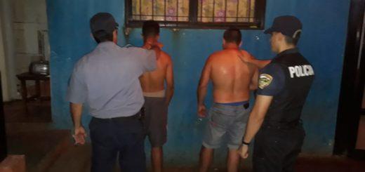 Apuñalaron en la espalda a un joven en Posadas y detuvieron por el hecho a padre e hijo