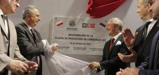 Lug Light Factory y Voltu Motors Inc. sorprendieron al país inaugurando dos fábricas de alta tecnología en Posadas