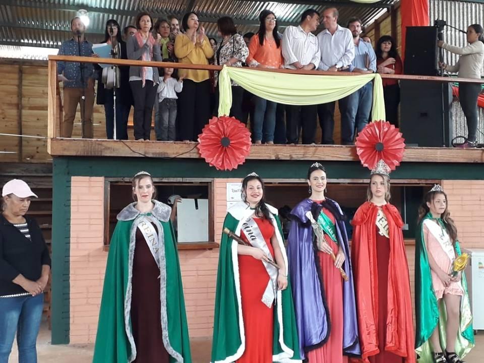 Este fin de semana se realizó con éxito la Expo San Pedro y Fiesta del Colono