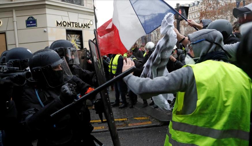 Disturbios en Francia: ya son más de 600 los detenidos