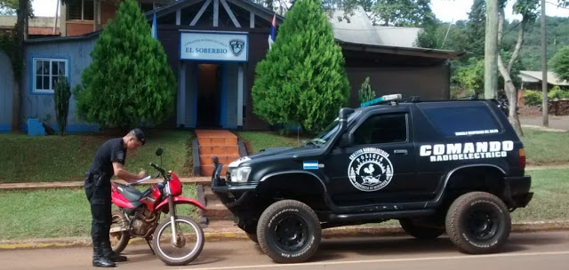 La Policía sumó a su parque automotor otros dos vehículos recuperados del delito