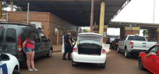 Posadas: quisieron sacar del país a una adolescente escondida en el baúl de un taxi