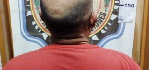 Detuvieron a un hombre denunciado por destrozar un auto y a otro que fue sorprendido en pleno robo en Posadas