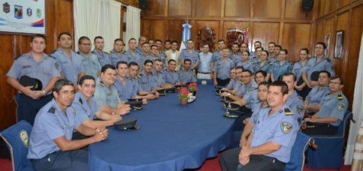 Reconocieron a integrantes de la Banda de Música de la Policía de Misiones