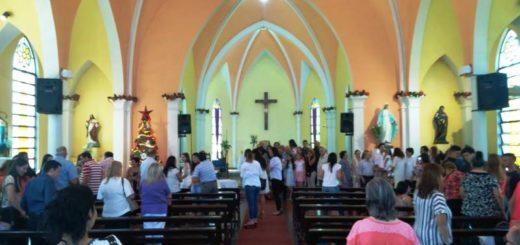 Posadas: Villa Urquiza de fiesta en el Día de la Inmaculada Concepción