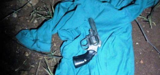 Tras persecución policial detuvieron a conductor de una camioneta relacionado a un violento episodio de tiros y amenazas en Posadas