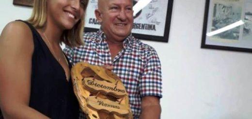 Emoción: la tataranieta de Victoria Aguirre, reconocida como la fundadora de Puerto Iguazú visitó por primera vez las Cataratas