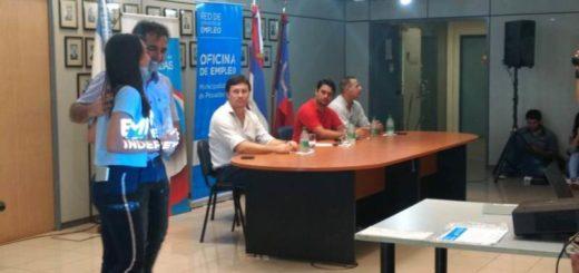 La Oficina Municipal de Empleo de Posadas entregó certificados a emprendedores capacitados en Gestión Empresarial