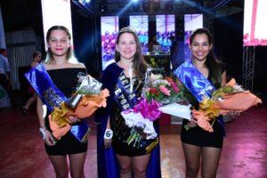 Sabrina Budke es la nueva Reina del Deporte de Colonia Aurora