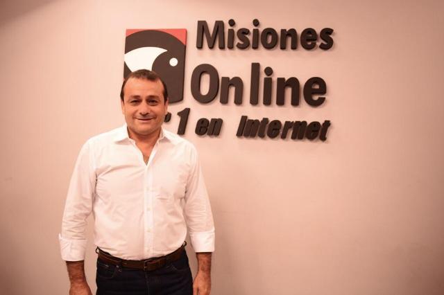 """Oscar Herrera Ahuad en Misiones Online: """"En un año complejo, la previsibilidad institucional y el desarrollo de lo tecnológico, marcan los horizontes de Misiones"""""""