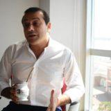 El vicegobernador Oscar Herrera Ahuad participó  junto a gobernadores del encuentro de Alternativa Federal