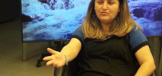 Karina Capli denunció que fue víctima de agresiones en la Convención Radical que se realizó el domingo en San Ignacio