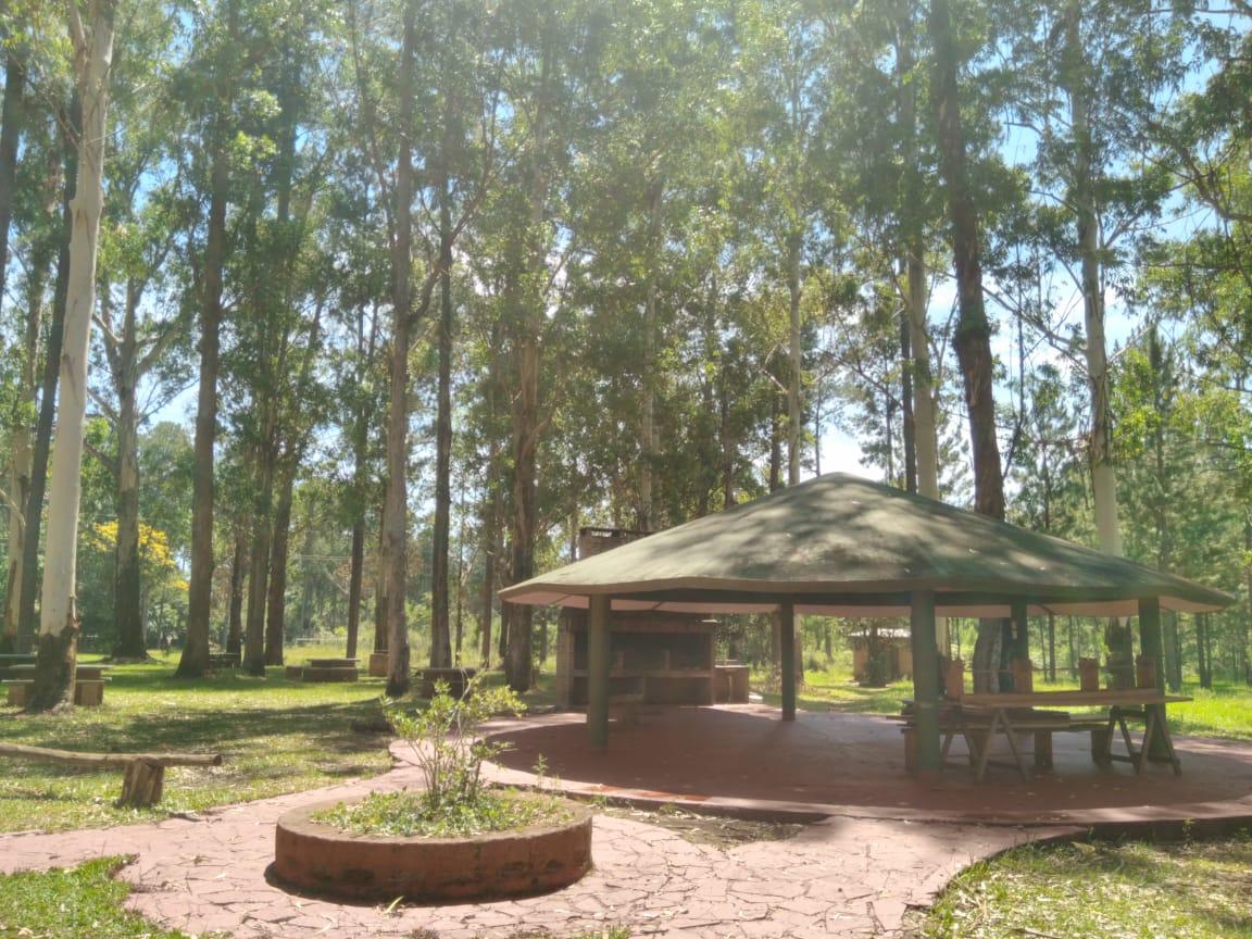 El complejo recreativo del IPS en Candelaria, otra opción para pasar los días de verano