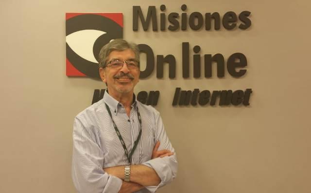 El periodista que más sabe de cine en la Provincia, toda una vida recopilando información que por 43 años supo compartirla con los misioneros