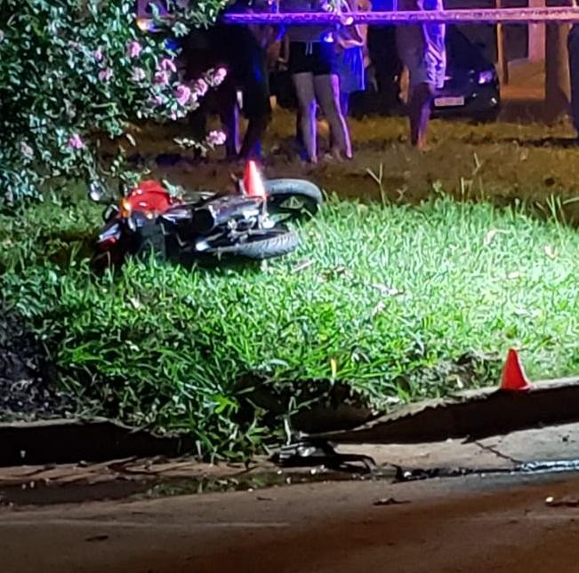 Identificaron al motociclista que falleció anoche en Posadas