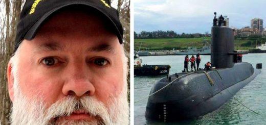 Un ex marino estadounidense tuvo un gesto muy noble, envió regalos de navidad para los hijos de los submarinistas del ARA San Juan