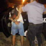 Oberá: comerciante atrapó a un ladrón que había entrado a robar a su local