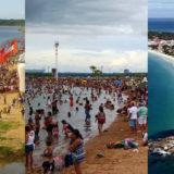 La Playa San José de Encarnación puso condiciones para ingresar al lugar: con traje de baño, sin mascotas y sin objetos de vidrio