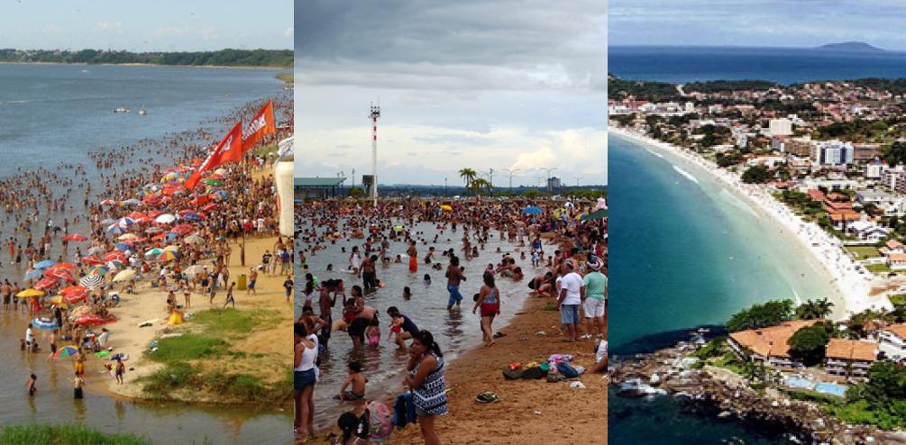 Vacaciones de verano: Brasil sigue siendo el destino favorito de muchos posadeños