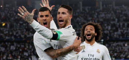 Real Madrid se coronó tricampeón del Mundial de Clubes