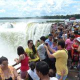 Iguazú con casi 90% de ocupación en este fin de año