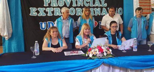 Con la confirmación de inicio de clases en marzo, cerró Congreso y Plenario de la UDPM en Eldorado