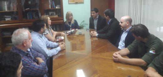 Firmaron acuerdo para fortalecer la carrera de Guardaparque entre los ministerios de Ecología y Educación con la UNaM