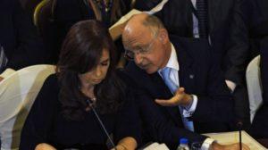 """Cristina Kirchner: """"Héctor se enfermó por el dolor que le provocó el injusto ataque que ambos sufrimos"""""""