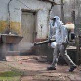 Patios limpios, libres de recipientes que puedan acumular agua son la clave para evitar enfermedades vectoriales
