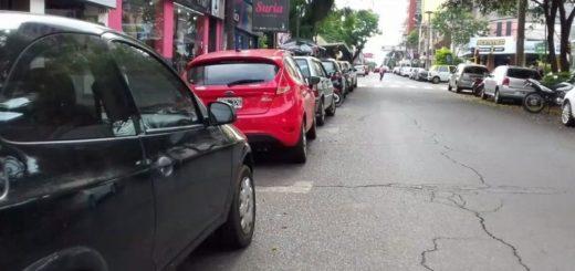 El 22, 24, 29 y 31 de diciembre conductores no pagarán el estacionamiento en Posadas
